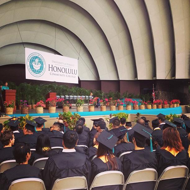 HonoluluCC Grad 2013