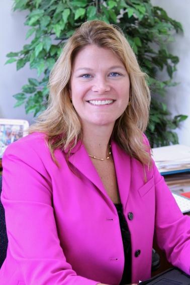 Chancellor Erika Lacro