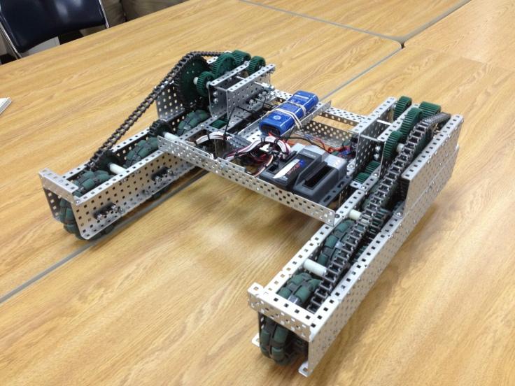 Team Hawaii Robotics bot