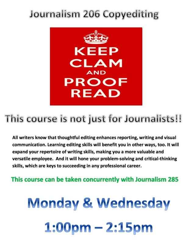Journalism 206