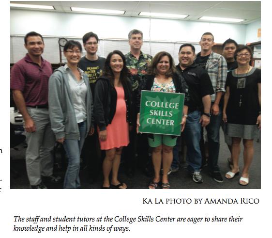 College Skills Center