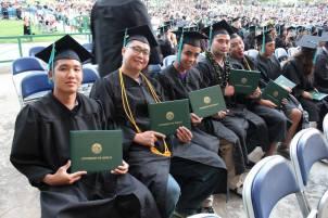 HonoluluCC Graduation