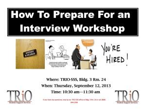 Interview Workshop copy