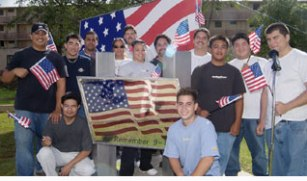 honolulucc 9/11 memorial