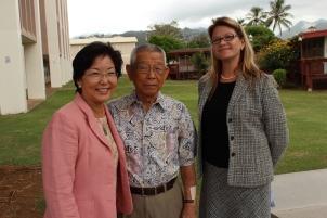 Honolulu CC Dr. Erika Lacro