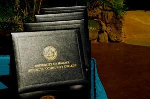 Honolulu CC Graduation Waikiki Shell