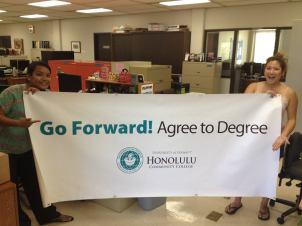 Go Forward Honolulu CC