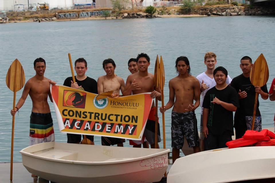 Construction Academy Honolulu CC