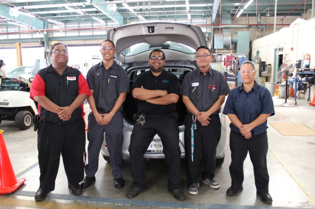 Auto Tech Honolulu CC