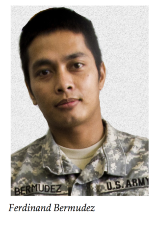 Cadet Ferdinand Bermudez Ka La Honolulu CC
