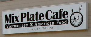 Mixed Plate Cafe Kalihi