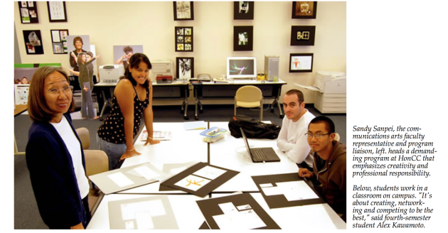 HonoluluCC Communication Arts Program