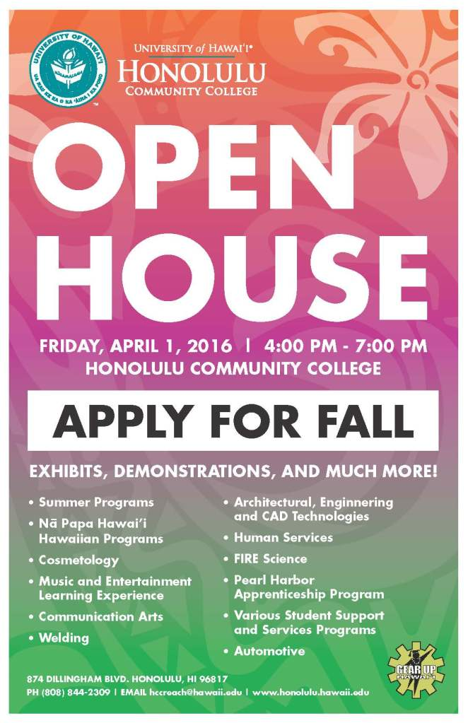 OPEN HOUSE EMAIL FLYER