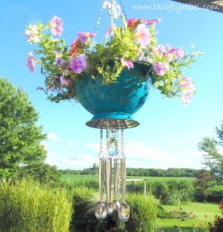 Colander Planter Wind Chime.JPG